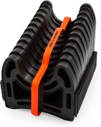 Sewer hose supports