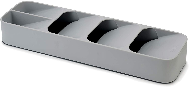 Slim silverware organizer