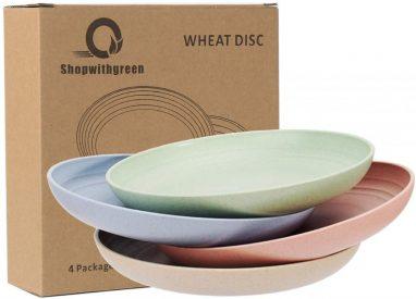 Unbreakable plates